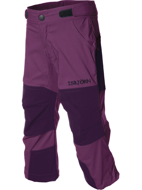 Isbjörn Trapper II Pants Kids Plum